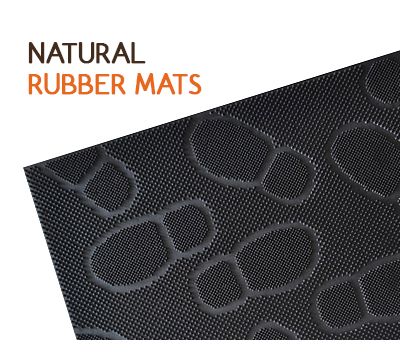 Natural Rubber Mats